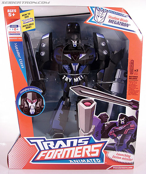 Transformers Animated Shadow Blade Megatron (Image #1 of 84)