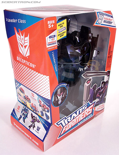 Transformers Animated Shadow Blade Megatron (Image #6 of 84)