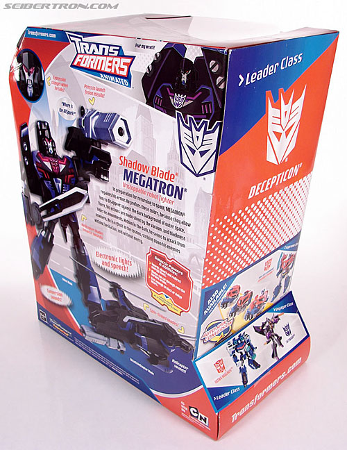 Transformers Animated Shadow Blade Megatron (Image #9 of 84)