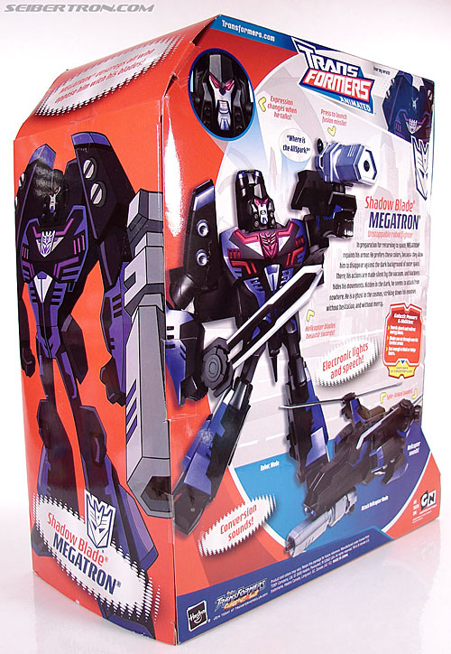 Transformers Animated Shadow Blade Megatron (Image #15 of 84)