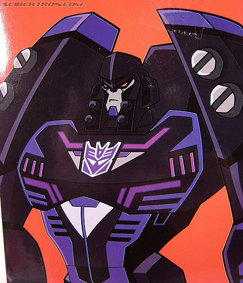 Shadow Blade Megatron -