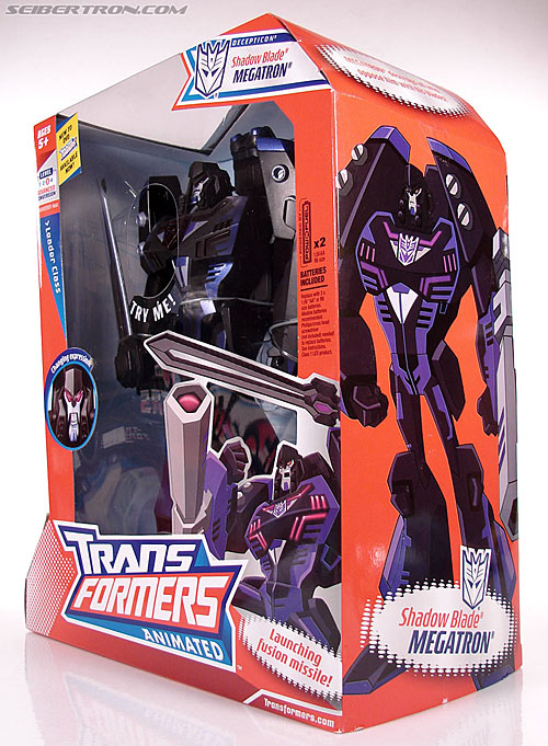 Transformers Animated Shadow Blade Megatron (Image #19 of 84)