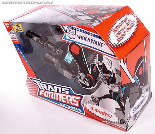 Transformers Animated Shockwave (Longarm Prime) (Image #16 of 199)