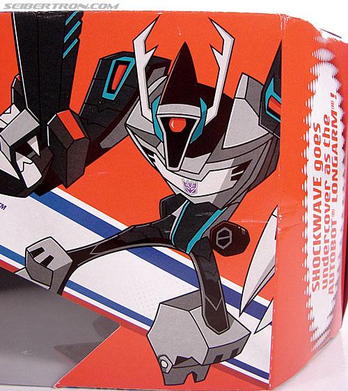 Transformers Animated Shockwave (Longarm Prime) (Image #18 of 199)