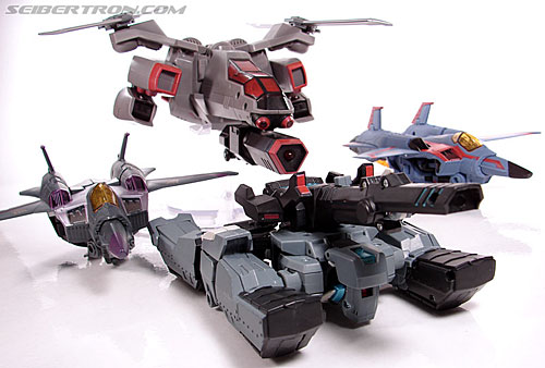 Transformers Animated Shockwave (Longarm Prime) (Image #54 of 199)