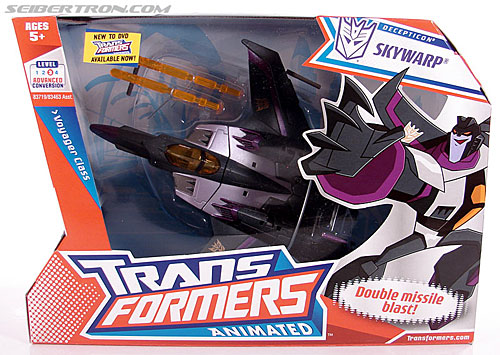 Transformers Animated Skywarp (Image #1 of 118)