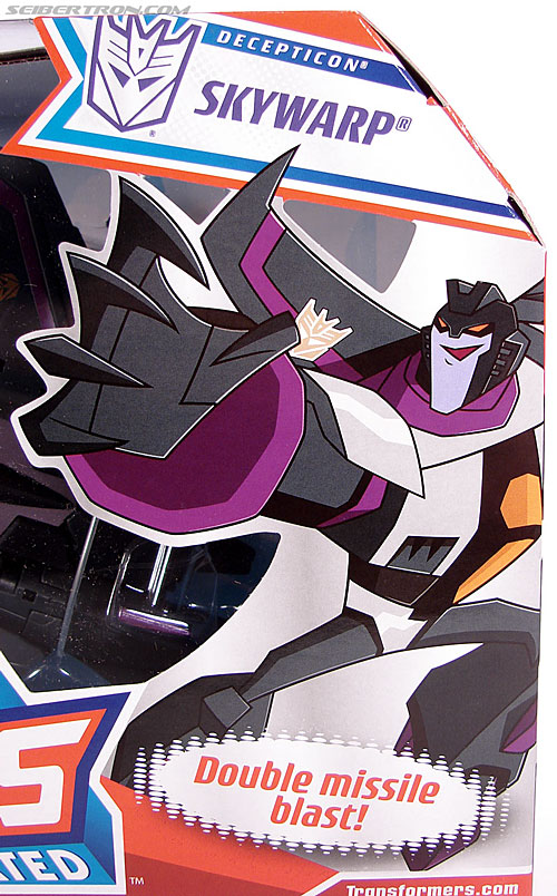Transformers Animated Skywarp (Image #2 of 118)