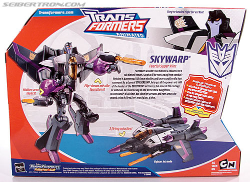 Transformers Animated Skywarp (Image #8 of 118)