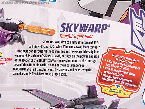Transformers Animated Skywarp (Image #9 of 118)
