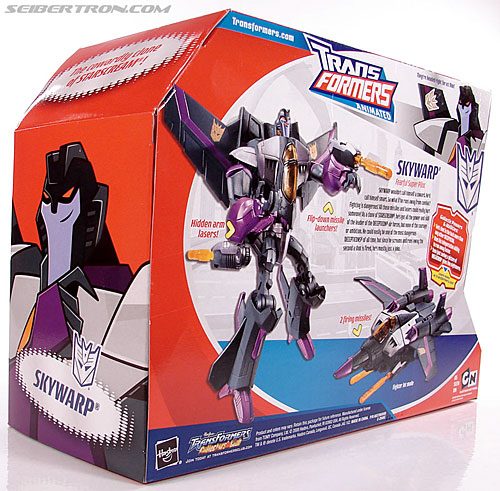 Transformers Animated Skywarp (Image #11 of 118)