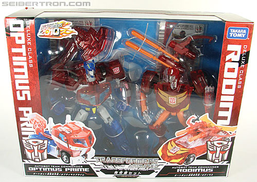 Transformers Animated Rodimus (Sons of Cybertron) (Image #1 of 143)