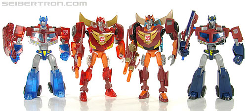 Transformers Animated Rodimus (Sons of Cybertron) (Image #143 of 143)