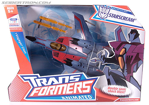 Transformers Animated Starscream (Image #1 of 154)