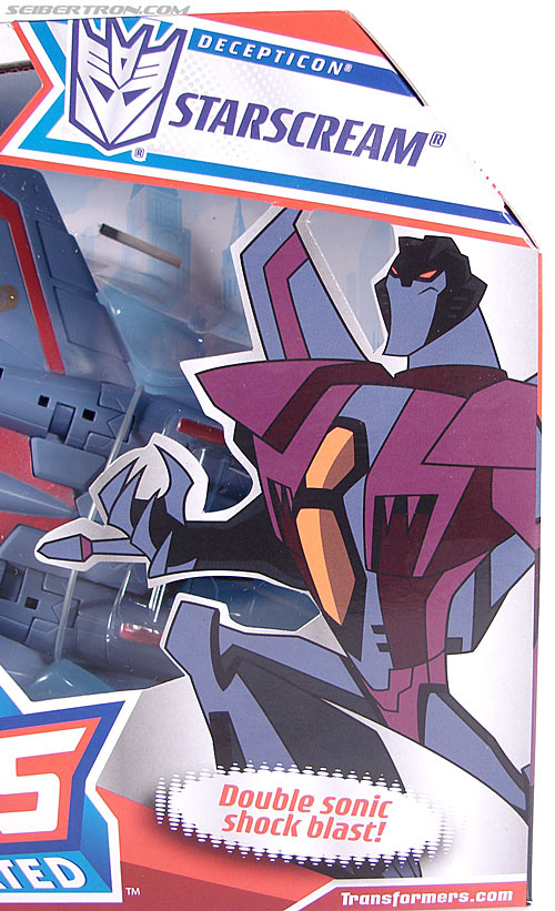 Transformers Animated Starscream (Image #2 of 154)