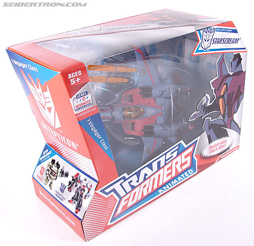 Transformers Animated Starscream (Image #4 of 154)