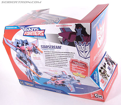Transformers Animated Starscream (Image #6 of 154)