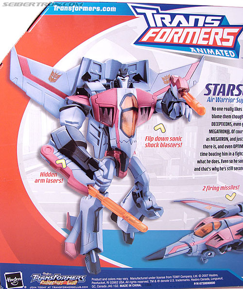 Transformers Animated Starscream (Image #10 of 154)