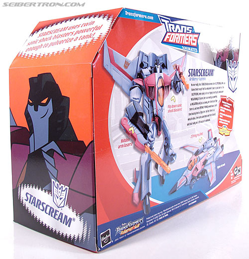 Transformers Animated Starscream (Image #12 of 154)