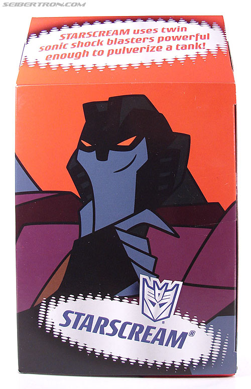 Transformers Animated Starscream (Image #13 of 154)