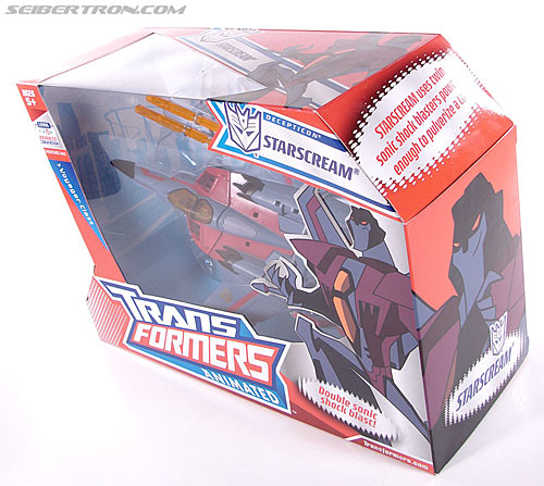 Transformers Animated Starscream (Image #16 of 154)