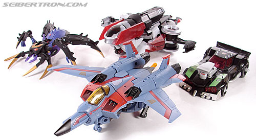 Transformers Animated Starscream (Image #42 of 154)