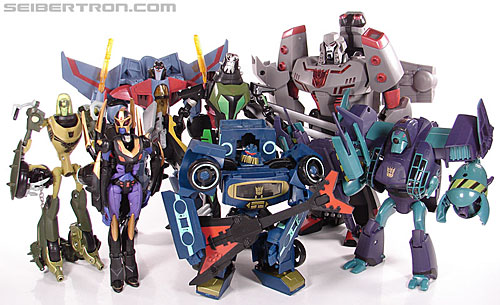 Transformers Animated Starscream (Image #149 of 154)