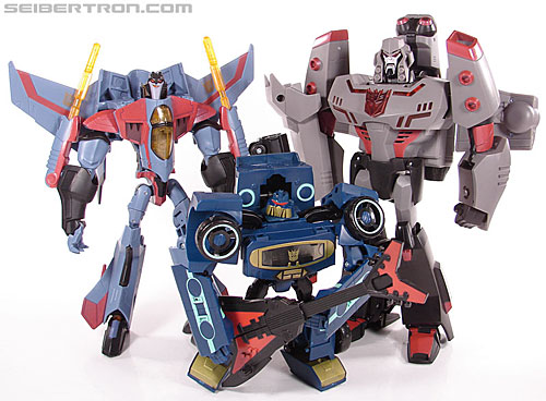 Transformers Animated Starscream (Image #150 of 154)
