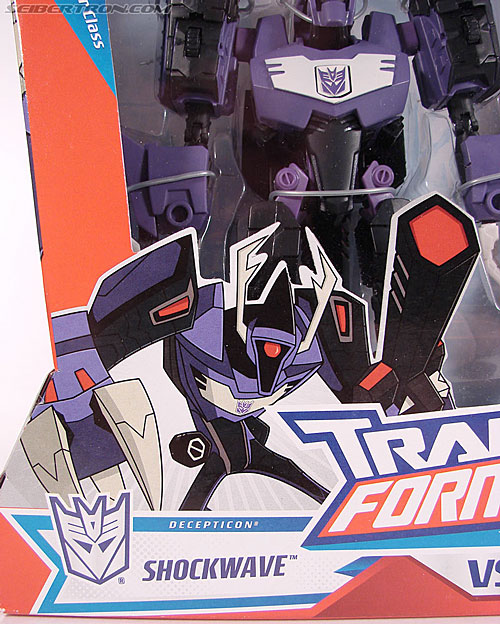 Transformers Animated Shockwave (Image #6 of 193)