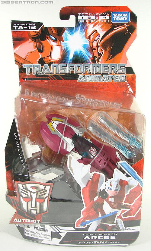 Transformers Animated Arcee (Image #1 of 111)