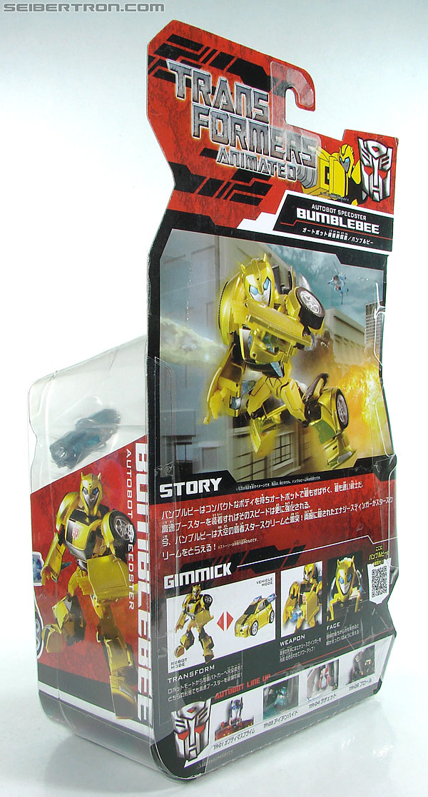 Transformers Animated Bumblebee (Image #9 of 115)