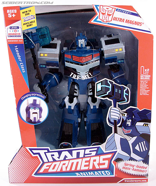 Transformers Animated Ultra Magnus (Image #1 of 152)