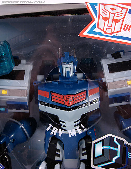 Transformers Animated Ultra Magnus (Image #2 of 152)