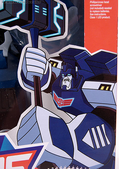 Transformers Animated Ultra Magnus (Image #3 of 152)