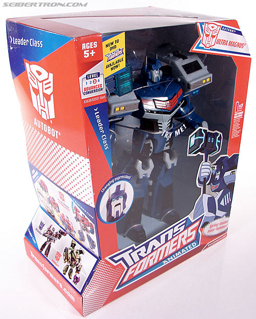 Transformers Animated Ultra Magnus (Image #6 of 152)