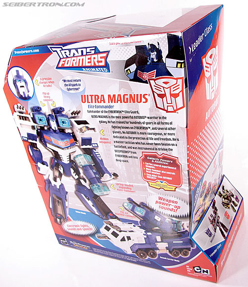 Transformers Animated Ultra Magnus (Image #9 of 152)