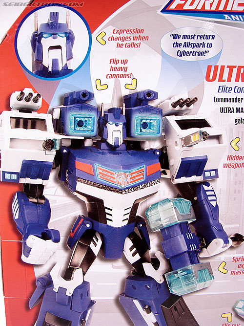 Transformers Animated Ultra Magnus (Image #11 of 152)