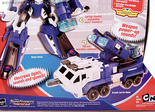 Transformers Animated Ultra Magnus (Image #15 of 152)