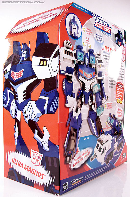 Transformers Animated Ultra Magnus (Image #16 of 152)