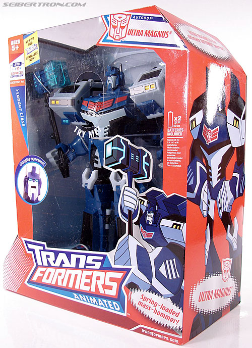 Transformers Animated Ultra Magnus (Image #21 of 152)