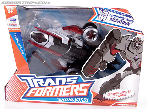 Transformers Animated Megatron (Image #1 of 127)
