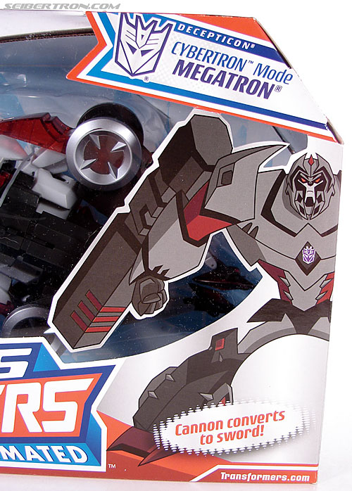Transformers Animated Megatron (Image #2 of 127)