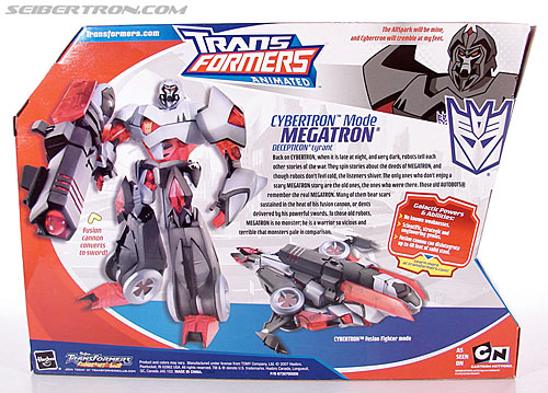 Transformers Animated Megatron (Image #11 of 127)