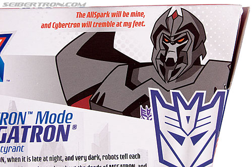 Transformers Animated Megatron (Image #12 of 127)