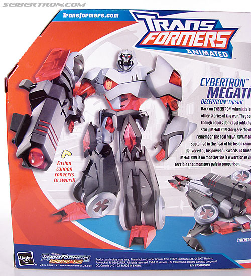 Transformers Animated Megatron (Image #14 of 127)