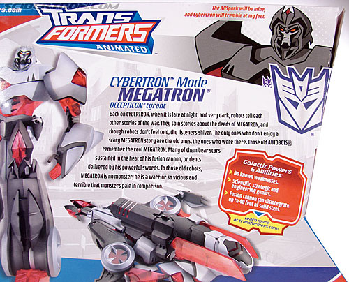 Transformers Animated Megatron (Image #15 of 127)