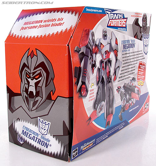 Transformers Animated Megatron (Image #17 of 127)