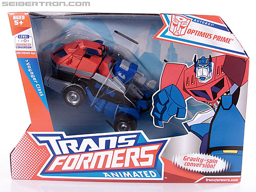 Transformers Animated Optimus Prime (Image #1 of 180)