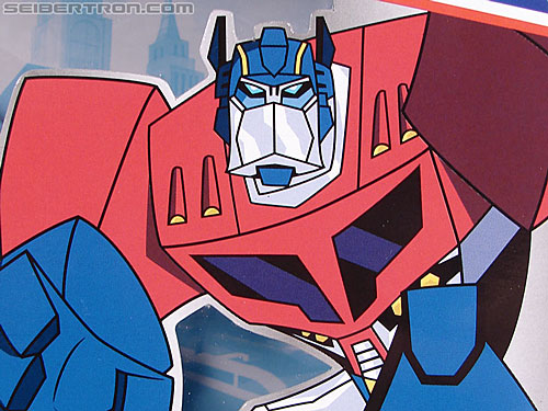Transformers Animated Optimus Prime (Image #3 of 180)