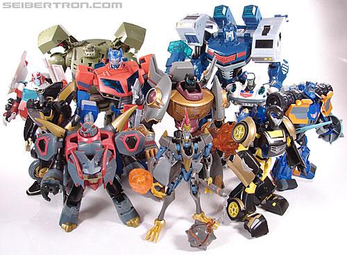 Transformers Animated Optimus Prime (Image #179 of 180)
