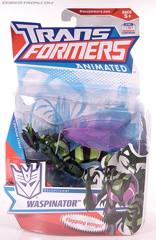 Transformers Animated Waspinator (Wasp) (Image #1 of 110)
